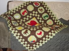 Ideas for your Appliques | Gallery | Appliques, Quilts & More