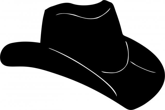 cowboy hat silhouettes laser cut appliques Sunflower Clip Art cowgirl hat clipart free